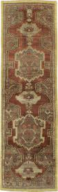 Antique Bidjar Runner, No. 8413 - Galerie Shabab