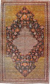 A Bidjar Carpet, No. 8489 - Galerie Shabab
