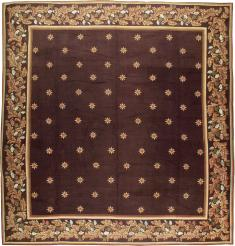 A French Needlepoint Carpet, No. 8582 - Galerie Shabab