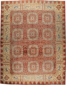 A Lahore Carpet, No. 8607 - Galerie Shabab
