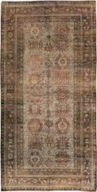 An Agra Carpet, No. 8782 - Galerie Shabab