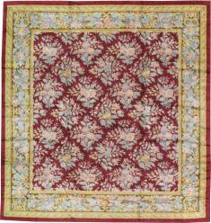 A Savonnerie Carpet, No. 8784 - Galerie Shabab