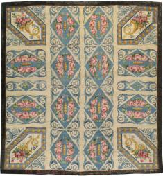 A Savonnerie Carpet, No. 8787 - Galerie Shabab