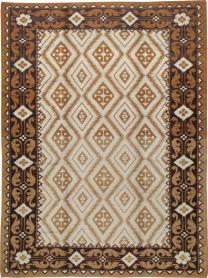 Vintage Spanish Cuenca Carpet, No. 8788 - Galerie Shabab