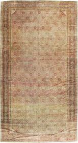 An Agra Carpet, No. 8838 - Galerie Shabab