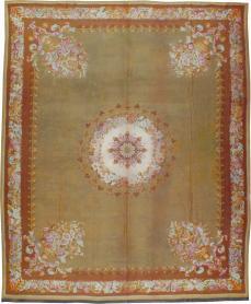 An Aubusson Carpet, No. 8866 - Galerie Shabab