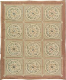 An Aubusson Carpet, No. 8885 - Galerie Shabab