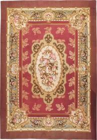 An Aubusson Carpet, No. 8890 - Galerie Shabab