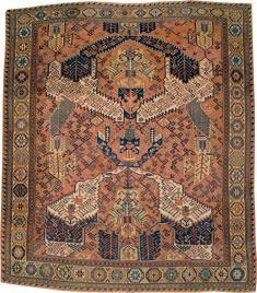 A Soumak Carpet, No. 8894 - Galerie Shabab