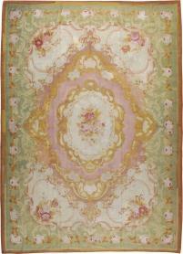 An Aubusson Carpet, No. 8909 - Galerie Shabab