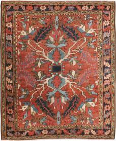A Heriz Rug, No. 9072 - Galerie Shabab