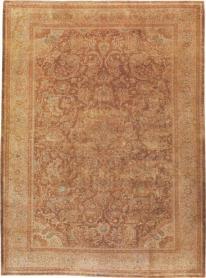 Vintage Kashan Carpet, No. 9231 - Galerie Shabab