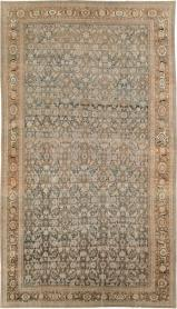 Antique Bibikabad Carpet, No. 9368 - Galerie Shabab