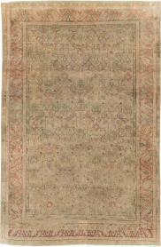 An Agra Carpet, No. 9416 - Galerie Shabab