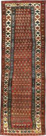 Antique Hamadan Runner, No. 9496 - Galerie Shabab