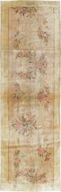 Antique Kerman Runner, No. 9551 - Galerie Shabab