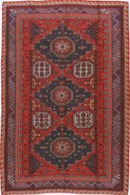 A Soumak Rug, No. 9738 - Galerie Shabab
