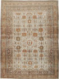 Antique Bibikabad Carpet, No. 9877 - Galerie Shabab
